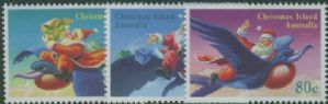 CHI SG404-6 Christmas 1995 set of 3